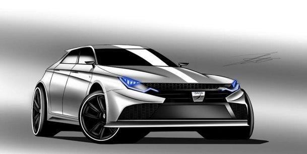 Românii au talent .... la design auto. GALERIE FOTO
