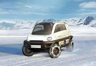 Magna Steyr MILA Alpin Concept - offroader capabil