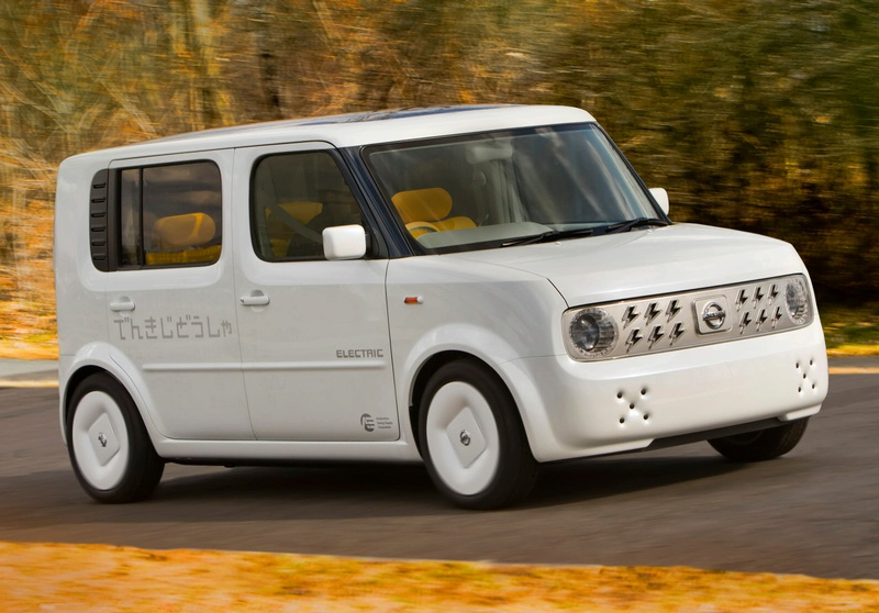 Nissan cube accessories фото