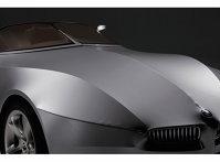 BMW GINA  - faruri ascunse sub material