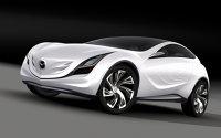 Mazda Kazamai Concept - exemplu de aerodinamica