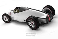 Auto Union Type-D Concept