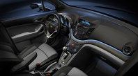 Chevrolet Orlando Concept - finisaje interioare