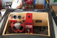 Frem F1 - interior în lucru