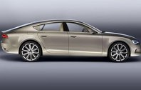 Un GT fluid si clar Audi