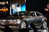 Chrysler 200C EV arata foarte bine