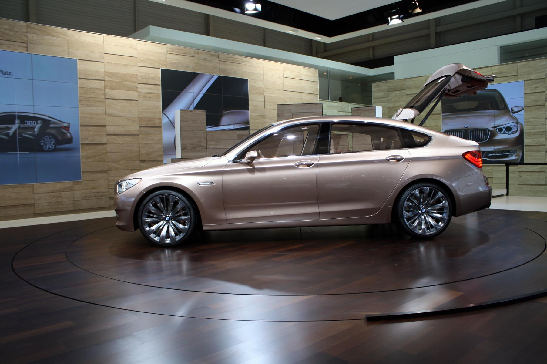 2008 BMW 5 Series Gran Turismo Concept - Car Pictures
