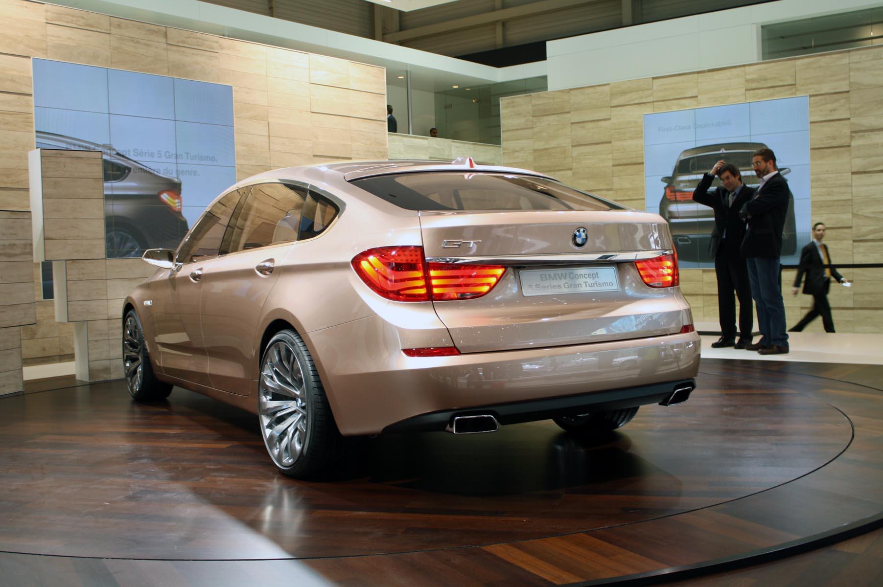 2009 BMW Z9 Gran Turismo Concept - Car Pictures