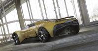 Lamborghini Insecta - spate