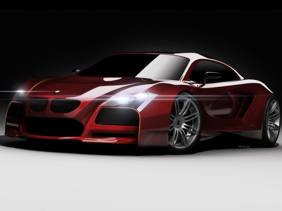 Imagini Bmw M Supercar Concept