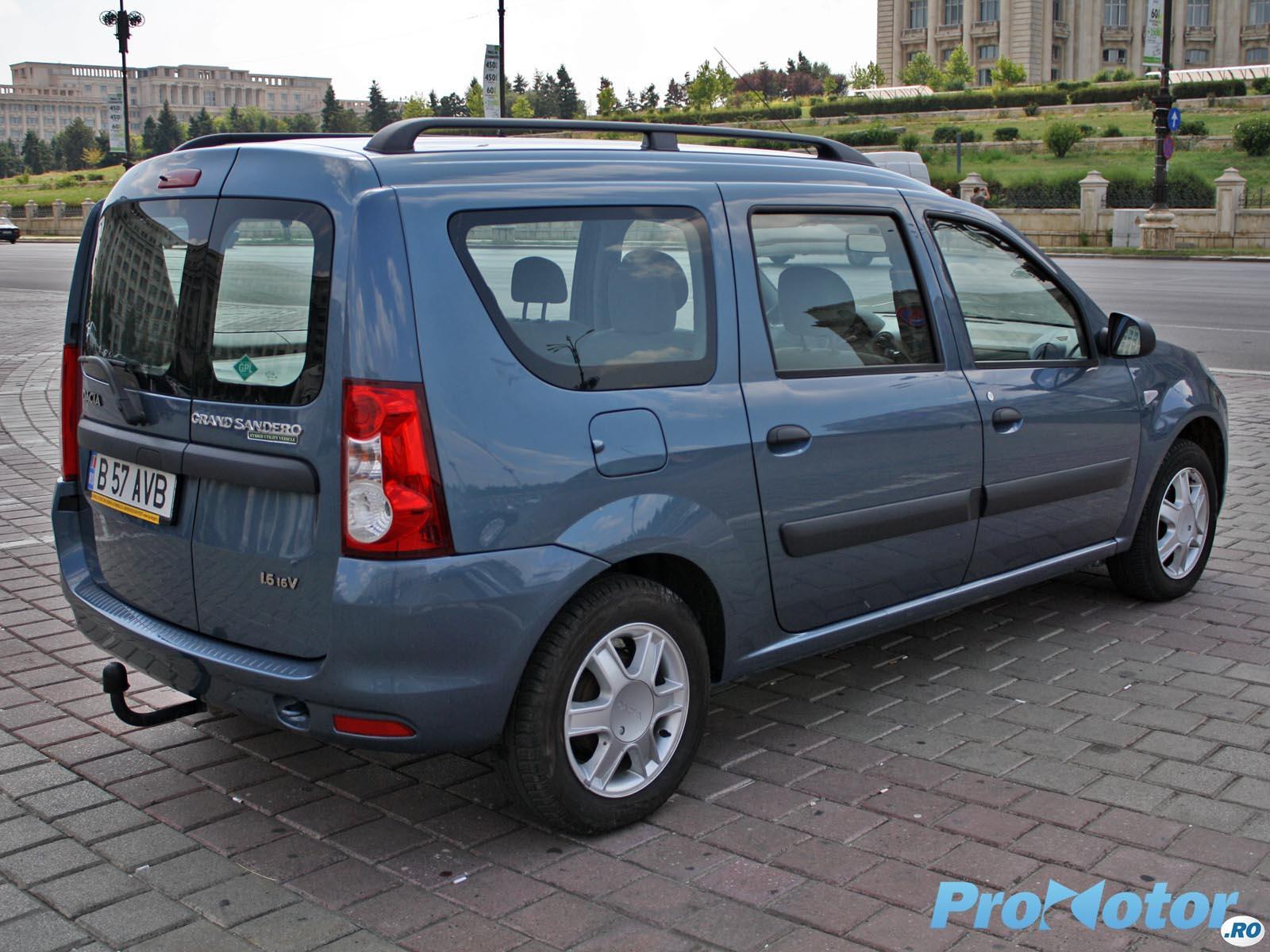 Videoclipuri Dacia Grand Sandero Primele Detalii
