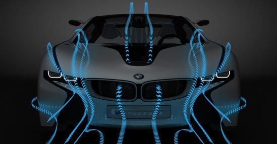 BMW Vision EfficientDynamics Concept - va face furori la Salonul Auto Frankfurt 2009!