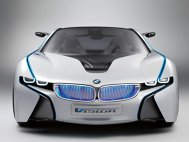 BMW Vision EfficientDynamics Concept la Frankfurt 2009