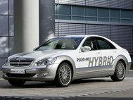 Mercedes-Benz S 500 Hybrid - Informaţii oficiale