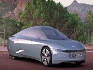 Volkswagen L1 Concept la Frankfurt 2009