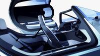 VW L1 Concept - interior
