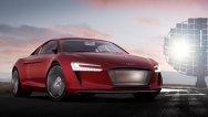 Audi R8 e-tron - informaţii oficiale