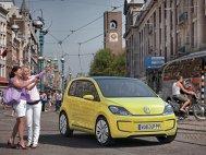 Volkswagen E-Up Concept la Frankfurt 2009