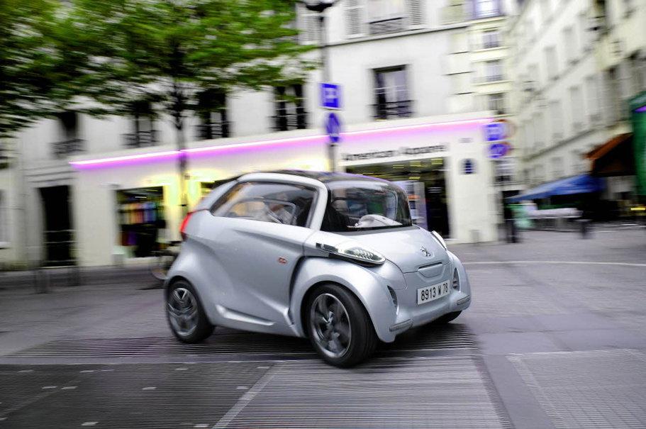 Imagini Peugeot Bb1 Concept La Frankfurt 2009