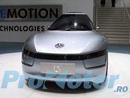 Volkswagen L1 Concept live la Frankfurt 2009