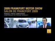 Conceptele Renault E.Z. live la Frankfurt 2009