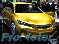 Lexus LF-Ch intră în clasa compactă premium