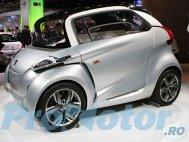 Peugeot BB1 Concept arată foarte comic