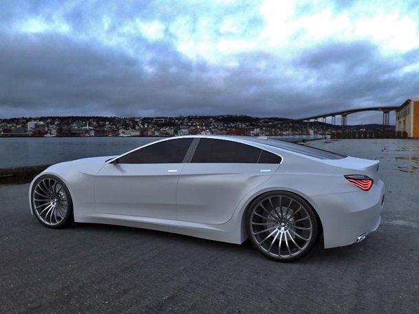 BMW Seria 6 GT by Popovici Mihnea