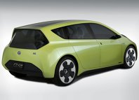 Toyota FT-CH - doar concept