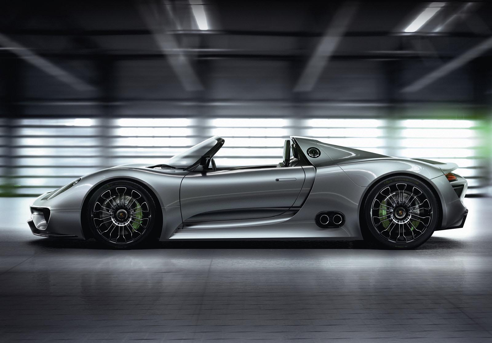 imagini porsche 918 spyder la geneva 2010. Black Bedroom Furniture Sets. Home Design Ideas