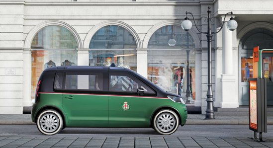 Motorul electric are 85 kW, iar VW Milano Taxi are o autonomie de 300 km