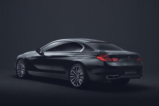 Conceptul BMW Gran Coupe ar putea deveni model de serie cu indicativul Seria 8