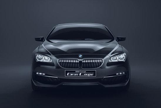 Surpriza la Beijing 2010: noul BMW Gran Coupe Concept, propunerea unui coupe cu 4 usi