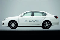 VW E-Lavida pentru China