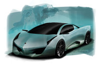 Concept nou: Lamborghini Navarra