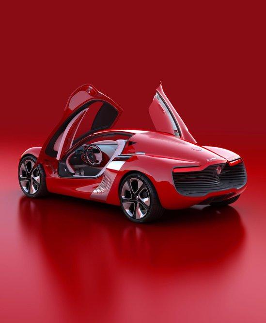 Motorul electric dezvolta 150 CP si 226 Nm si propulseaza DeZir in 5 secunde pana la 100 km/h.