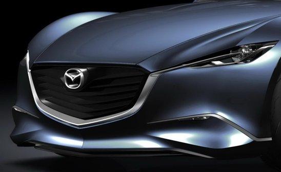 Mazda Shinari ne arata care va fi imaginea de marca Mazda in noul deceniu
