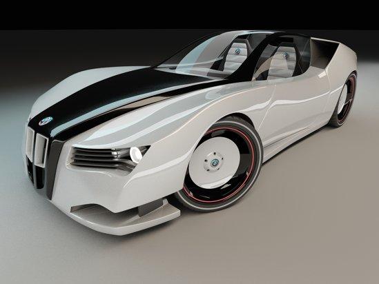 Daniel Bucatariu ne ofera un concept BMW. Ce nume crezi ca i s-ar potrivi masinii?
