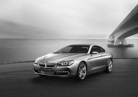 Noul BMW Seria 6 Concept va fi prezentat in premiera la Salonul Auto Paris 2010