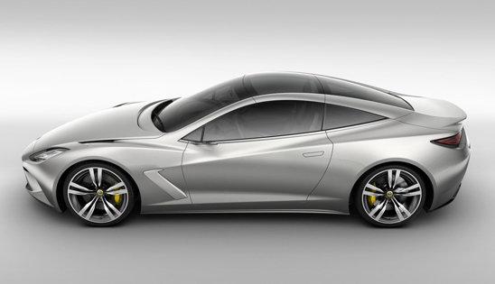 Lotus Elite va intra in productie in 2014 si va avea un pret de pornire de circa 137.000 euro