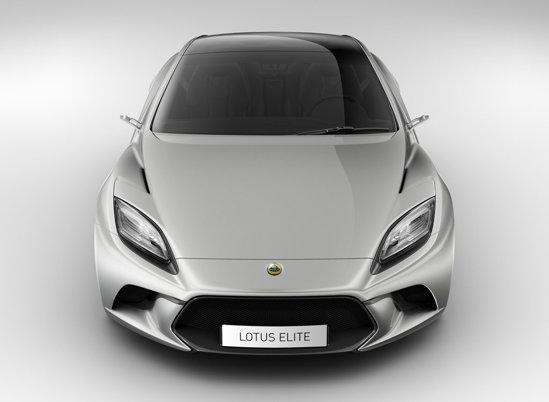 Lotus Evora Concept va aparea in premiera mondial la Salonul Auto Paris 2010