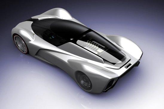 Inceptor este creatia lui Samir Sadihkov, un designer de 19 ani din Azerbaidjian