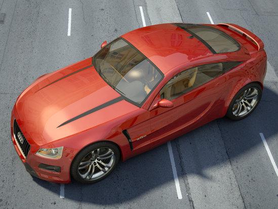 Audi aQa, noua propunere a lui Ciprian Andrus pentru o masina sport Audi