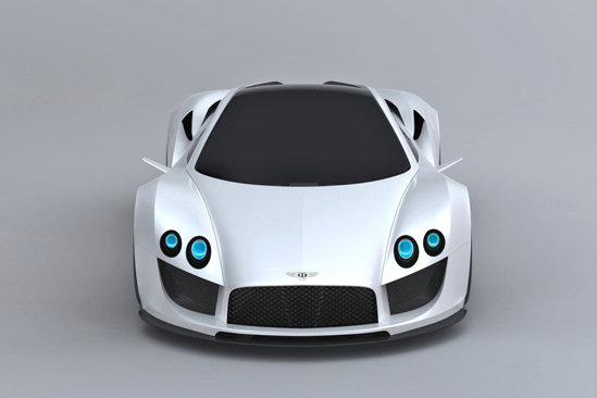 Bentley Silver Wings este propunerea de design a doi studenti chinezi
