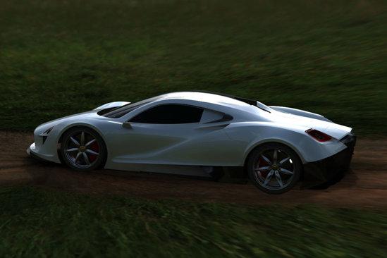 Bentley Silver Wings ramane un rival pentru Bugatti Veyron doar... in teorie