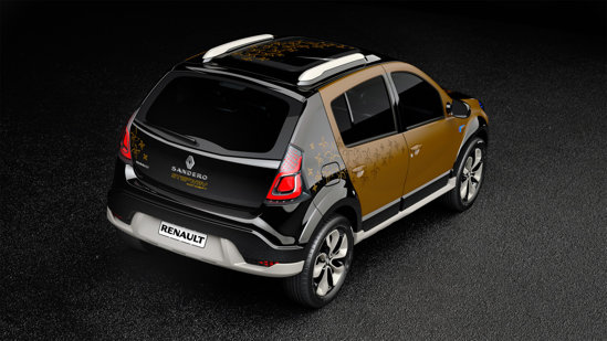 Renault Sandero Stepway Concept nu prefigureaza o Dacia electrica