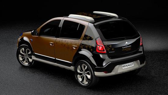 Renault Sandero Stepway are un motor 1,6 16 Hi-Flex, de 112 CP, cu biocombustibil