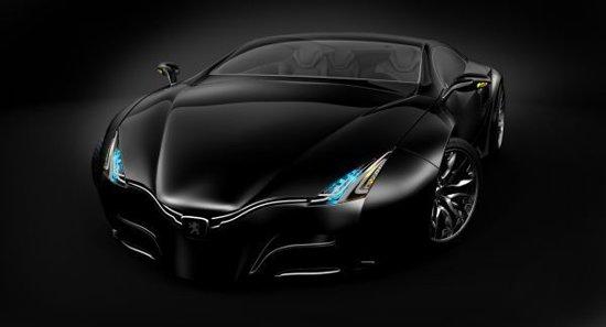 Peugeot Shine este creatie a designerului polonez Piotr Czyzewski