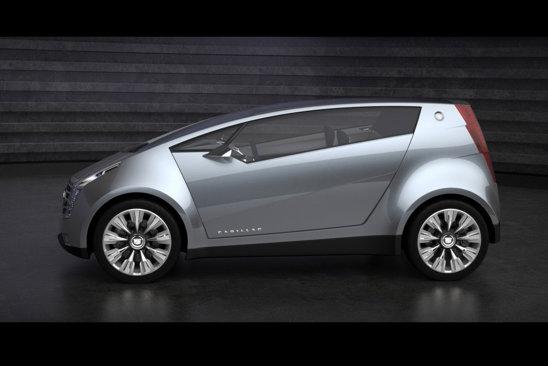 Cadillac Urban Luxury Concept - prezentat in premiera la Salonul Auto Los Angeles 2010
