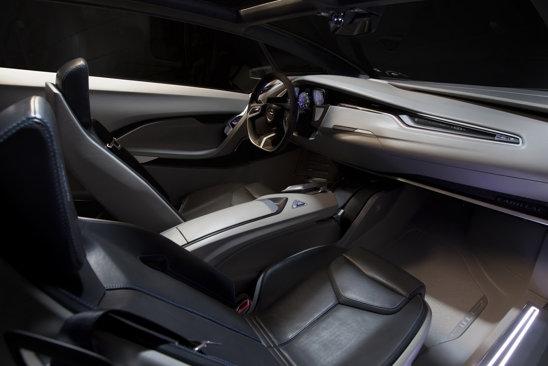 Cadillac Urban Luxury Concept propune un interior luxos pentru patru persoane